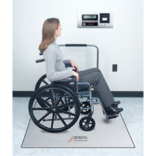 In Floor Bariatric Digital Wheelchair Scales