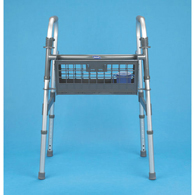 Ableware 703170001 Assembled No-Wire Walker Basket by Maddak