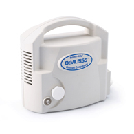 DeVilbiss 3655D Pulmo-Aide Nebulizer System w/ Disposable Nebulizer