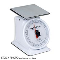 Detecto PT-RK Mechanical Top Loading Portion Scales