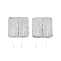 Drive Medical AGF-103 Oval Pre Gelled Electrodes for TENS Unit
