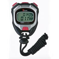 Ekho K-350 Water Resistant Professional Stopwatch with Lap Counter