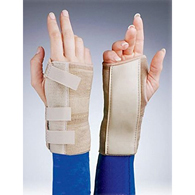FLA Orthopedics 22-200 Elastic Cock-Up Wrist Brace