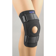 FLA Orthopedics 37-103 Safe-T-Sport Stabilizing Knee Supports