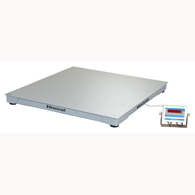 "Brecknell DSB 60"" x 60"" Floor Scale System-5000 lb Capacity"