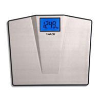 Taylor 7410 Electronic Bath Scale-550 lbs Capacity