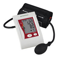 Veridian 01-5041 Semi-Automatic Blood Pressure Arm Monitor-Adult